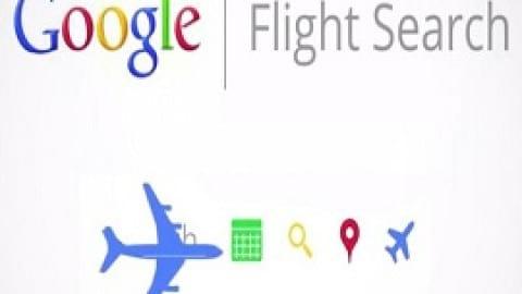 گوگل Flight ابزاری برای جست و جوی پرواز