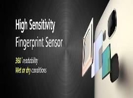 پیشرفتهترین اسکنر اثر انگشت مخصوص کدام تلفن همراه است؟