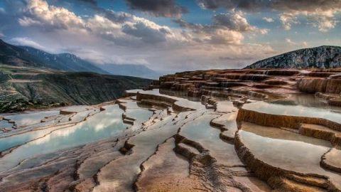 باداب سورت، زیباترین چشمه جهان!