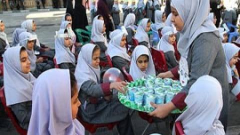شیر مدارس همچنان در انتظار ابلاغ اعتبار