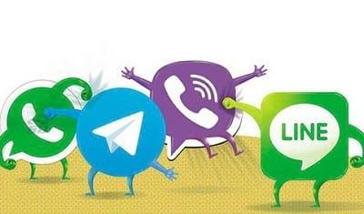 روش استفاده از نرم افزار های وایبر، لاین، تانگو و تلگرام در ویندوز