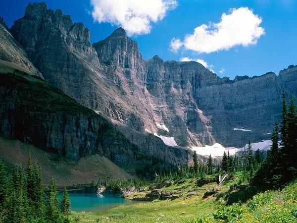 یخچال طبیعی در مونتانا