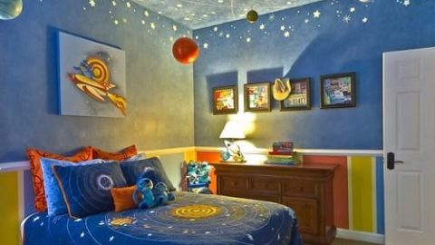 اتاق خواب های افسانه ای