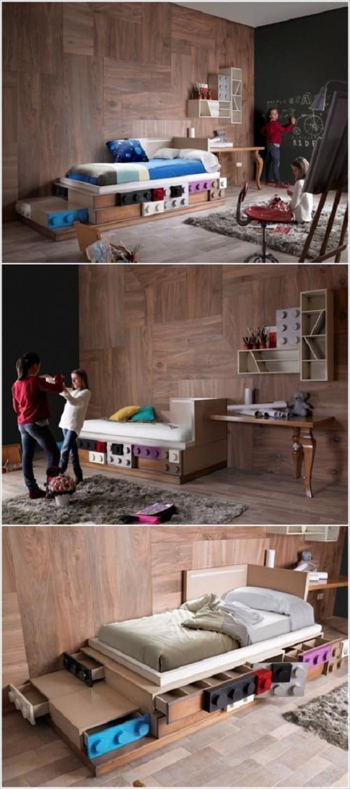 اتاق خواب افسانه ای (7)