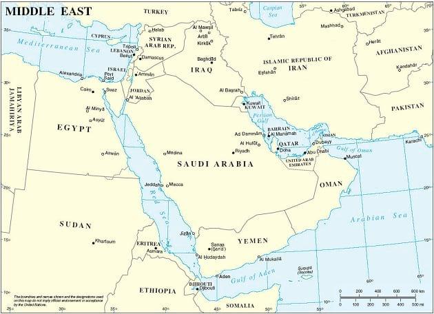 مهم ترین بناهای تاریخی خاورمیانه که ثبت جهانی شده اند