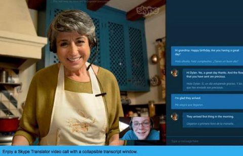 نرم افزار باورنکردنی زنده مترجم اسکایپ برای همه به صورت رایگان در دسترس قرار گرفت