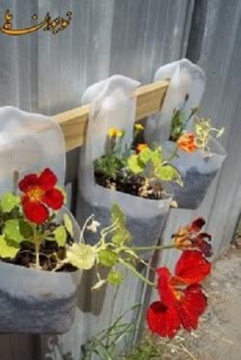 گلدان های تزیینی مسافرتی