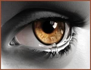 دلیل جاری شدن اشکها چیست؟