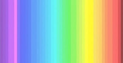 تست چشم؛ از هر 4 نفر فقط 1 نفر تمام رنگهای این تصویر را می بیند