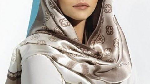 توصیه هایی برای تناسب روسری با چهره