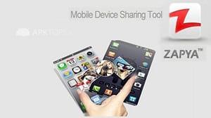 انتقال آسان محتوا بین گوشیهای هوشمند با Zapya
