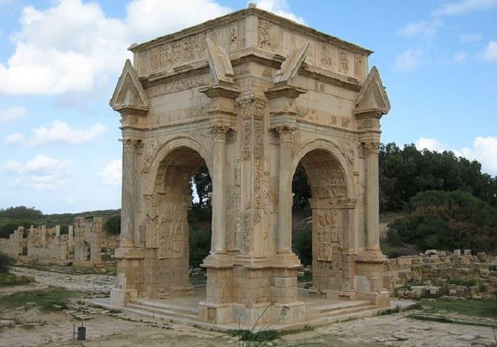 طاق پیروزی سپتیموس