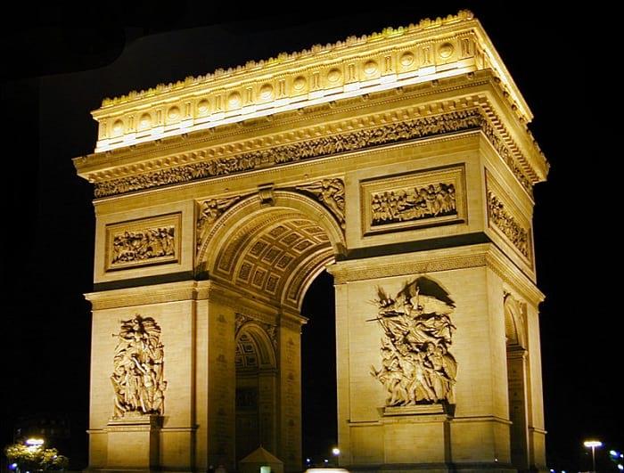 طاق پیروزی فرانسه
