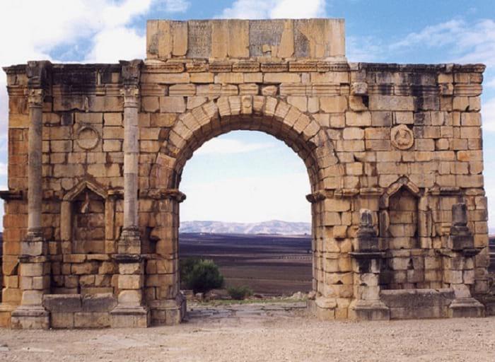 طاق پیروزی مراکش