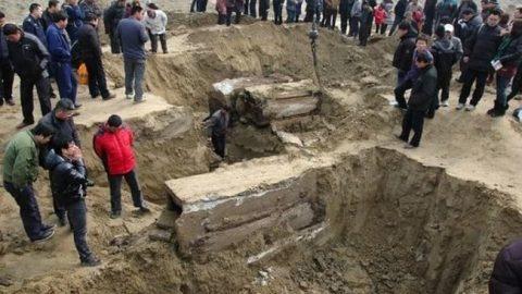 کشف مومیایی ششصد ساله در چین