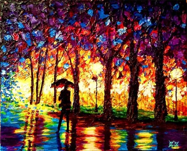 نقاش نابینا (10)