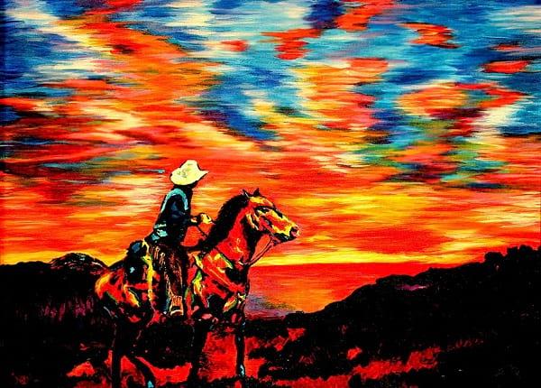 نقاش نابینا (4)