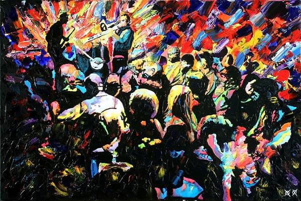 نقاش نابینا (5)