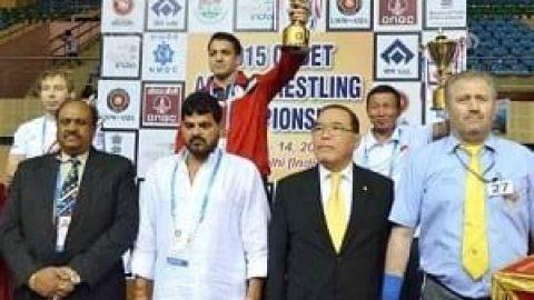ایران قهرمان کشتی فرنگی و آزاد نوجوانان آسیا شد