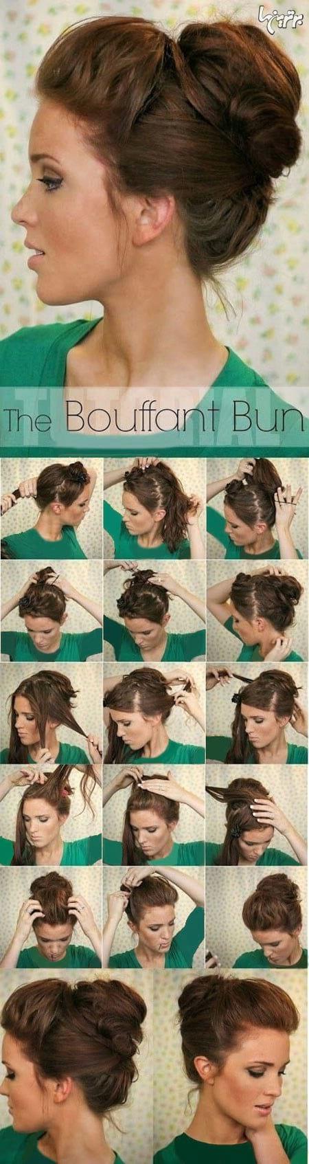 آموزش بستن مو (6)