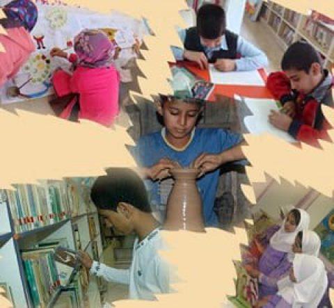 ۱۰۰ هزار کودک و نوجوان در طرح اوقات فراغت شرکت دارند