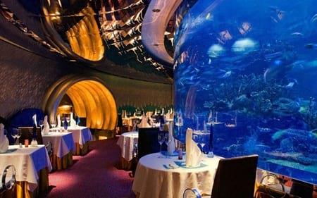 بهترین رستوران های زیر آب (5)