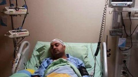 اولین عکس ها از بهنام صفوی پس از عمل جراحی