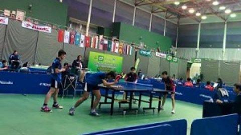 حضور تیم نوجوانان ایران در جمع هشت تیم برتر تنیس روی میز آسیا