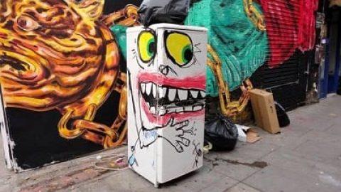 زباله هایی با بوی هنر!!!