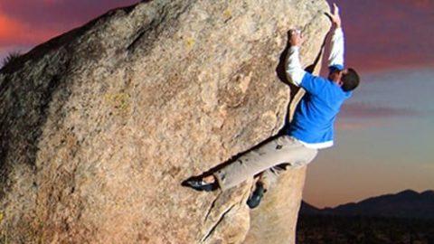 آشنایی با ورزش صخره نوردی