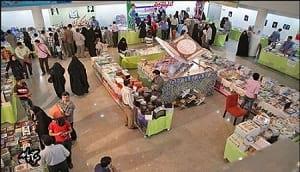 فعالیت های قرآنی کودکان و نوجوانان در نمایشگاه قرآن