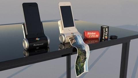 فناوری ۲۰۱۵؛ چاپگر کوچک متصل به گوشی