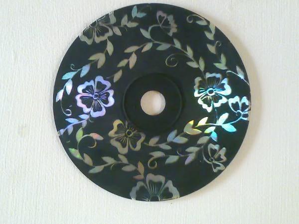 کاردستی با سی دی (10)