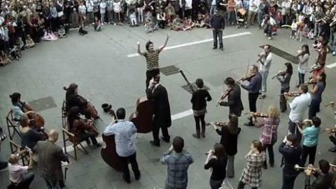 کنسرتی بی نظیر در خیابان (فیلم)