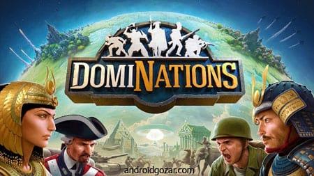دانلود بازی استراتژیکی سلطه ها DomiNations 2.0.83