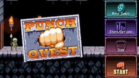 دانلود بازی هیجانانگیز Punch Quest