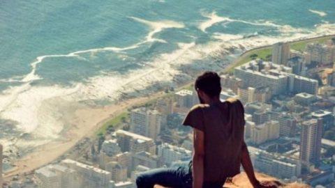 هیجان انگیزترین عکس های دنیا از حضور انسان در ارتفاع (۱)