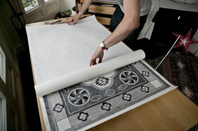 طراحی فرش (15)