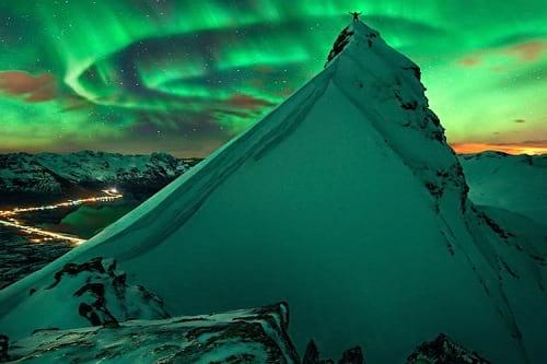 ۱۵ عکسی که زیبایی آسمان را به تصویر میکشند