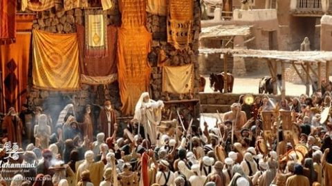 اکران فیلم محمد رسول الله (ص) به تعویق افتاد