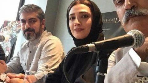 عوامل فیلم محمد رسول الله روی فرش قرمز کانادا
