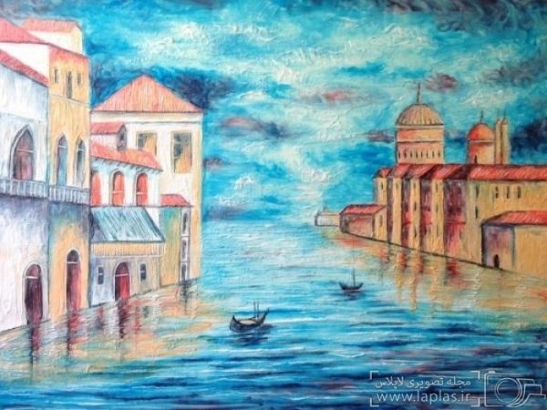 نقاشی با خمیردندان (3)