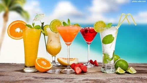 ۶ نوشیدنی که به سرعت حالتان را بهتر میکنند!