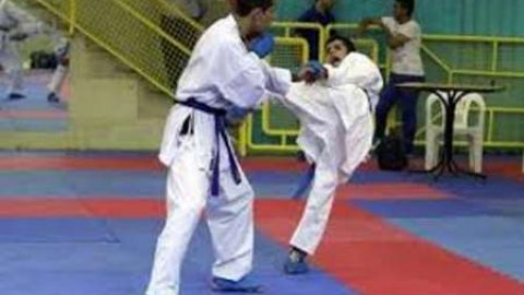 حضور کاراته کار نوجوان هرمزگانی در اردوی تیم ملی نوجوانان کاراته کشور