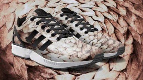 طراحی دلخواه روی کفشهای سفارشی آدیداس