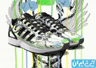 کفش جدید آدیداس (2)