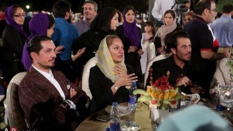 عکس های بازیگران ایرانی در جشن ملی سینمای ایران
