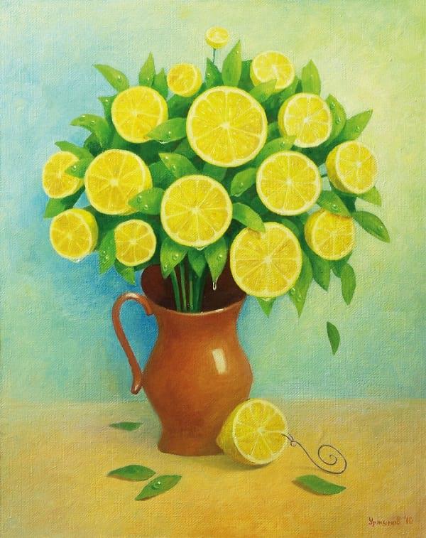 جهانی به طعم لیمو