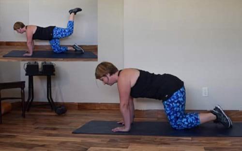 ۹ حرکت بدن سازی برای تناسب اندام کل بدن