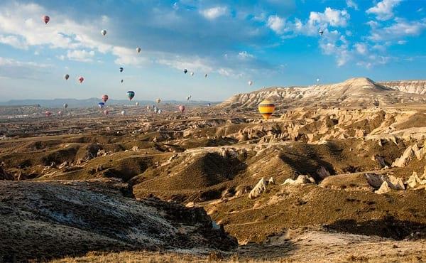 سفر به 60 کشور دنیا- ترکیه